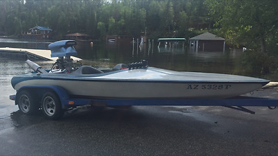 18 Foot Miller Jetboat w/ everything except engine/ *May consider with eng*