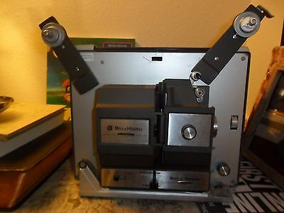 Vintage Bell And Howell Compatible  8Mm Super 8 Autoload Lamp Works