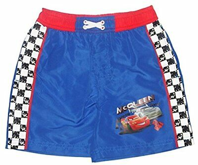 Official Disney Cars Swim Shorts / Trunks (4 Years Blue)