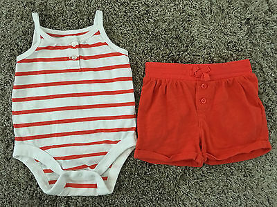 Baby Gap Infant Girls 3-6 Months Two-Piece Knit Outfit Set