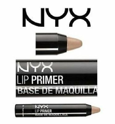 Nyx Lip Primer LPR01 Nude,A Perfect Canvas for Lipcolour, Free UK Post