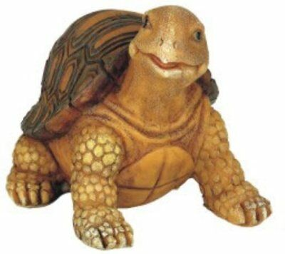 Large Turtle Sculpture Outdoor Garden Decor Collectible Tortoise Figurine Statue