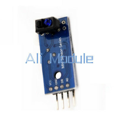 10PCS TCRT5000 Infrared Reflectance Sensor Obstacle Avoidance Tracking Module