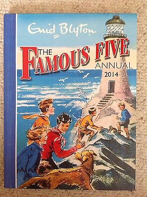 Enid blytons the famous five annual 2014