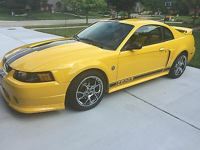 2004 Ford Mustang  2004 Roush Mustang 440A