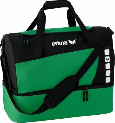 Erima Sport bag Club 5 with Base compartment Green - 723337