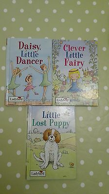 Set Of 3 Books From The Ladybird Little Stories Collection