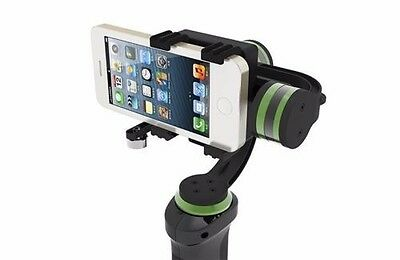 LanParte HHG-01 3-Axis Handheld Gimbal Stabilizer for GoPro & Smartphone