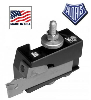 Aloris BXA-7 Quick Change Parting Blade Cut Off Holder