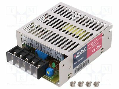 TXL060-24S Pwr sup.unit switched-mode modular 60W 24VDC 2.5A TRACO POWER