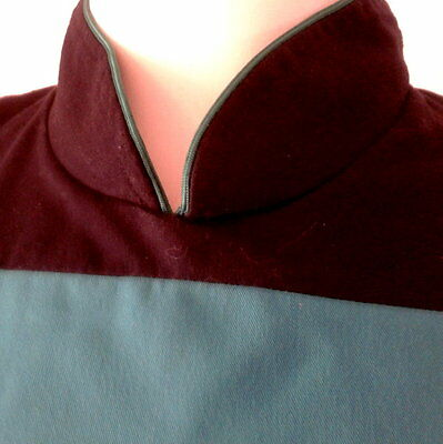 Star Trek Next Generation Uniform Oberteil Medical/science Gefüttert