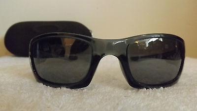 4bd7f7b600 OAKLEY FIVES SQUARED GREY SMOKE Polarized - £69.00