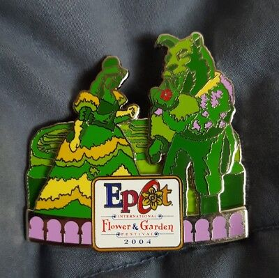 Disney Flower and Garden Festival 2004 Passholder Exclusive Beauty and the Beast