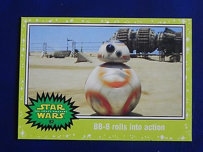 Star Wars Journey To The Force Awakens #82 BB-8 Rolls into Action Puzzle GREEN
