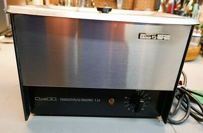 L&R T-14 Ultrasonic Cleaner Commercial Grade, Excellent, USA (passed foil test)