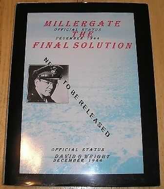 Millergate: The Final Solution