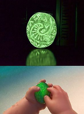 HEART OF TE FITI MOANA glow in the dark cosplay disney stone collection