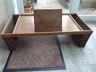 Antique Bed Tray