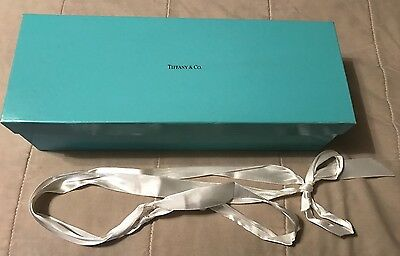 Tiffany & Co. 1998 Centennial Crystal Pepsi Glass Bottle *New in Box*