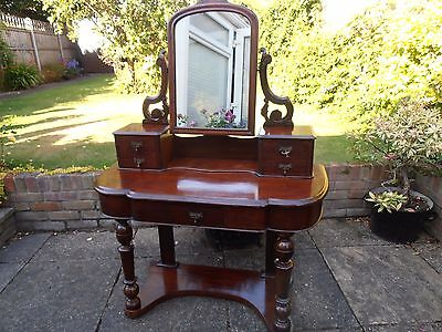 Antique Victorian 'Duchess' Dressing Table. Collect Herts. SG13 postcode
