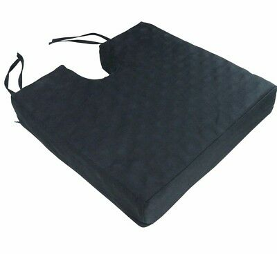 NEW Deluxe Pressure Relief Orthopaedic Coccyx Cushion