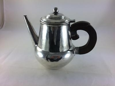 Estate William Spratling Hand Wrought Sterling Silver Coffee Pot Taxco 1940's