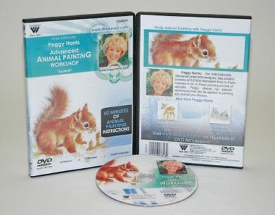 Weber Peggy Harris DVD-Animal Painting-Getting Started