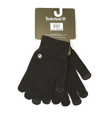 NEW Timberland Knit Magic Gloves - Lightweight Commuter - Touchscreen - One Size