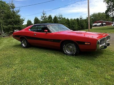1974 Dodge Charger Rally 440 Magnum 1974 Dodge Charger Rally 440 Magnum Southern car Drives perfect only 208 Made