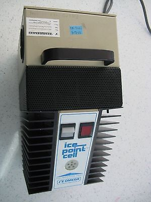 Omega Ice Point CelI Calibration Reference Chamber TRC III