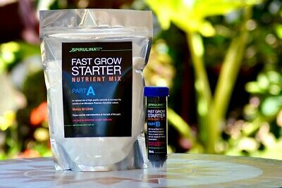 Spirulina growth media (10ltr) - quality starter nutrients for healthy growth.