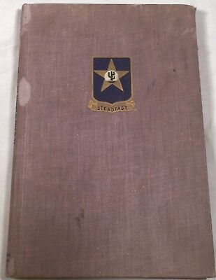 Vintage The 409th Infantry in World War II by Sergeant William East - 1st Ed