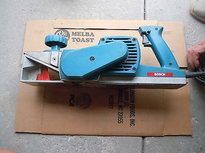 Bosch Heavy Duty Planer Model No. 0 601 590 034