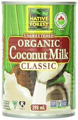 Edward and Sons Native Forest Org. Coconut Milk 398ml