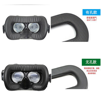 PU Leather Face Foam Eye Masks Pad For HTC VIVE Headset VR Cover Accessories