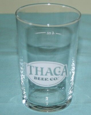 Ithaca Beer Company New York Tasting Glass 4-6 oz.