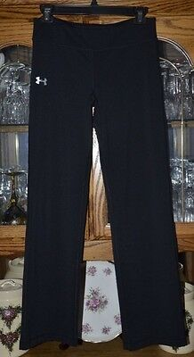 Under Armour Yoga Pants youth size L Black