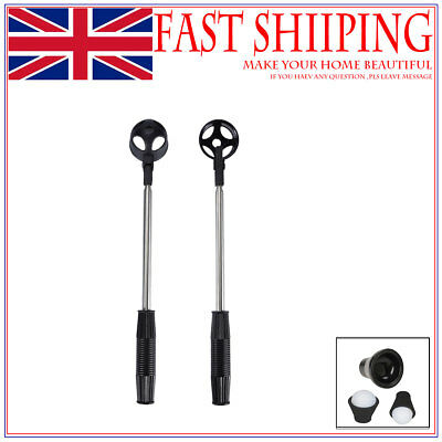 1x Retractable Scoop Telescopic Golf Ball Retriever Shaft Golf Ball Picker as07