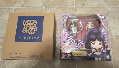 USA* NEW Sailor Saturn Petit Chara Deluxe DX Figure MegaHouse Anime Moon Crystal