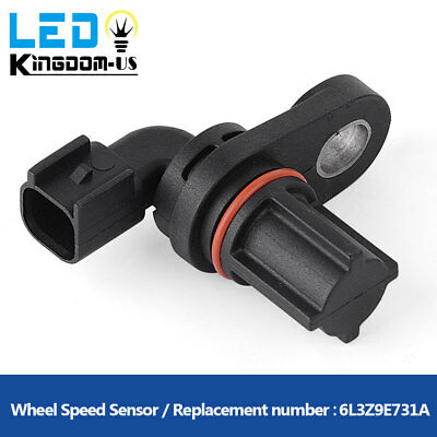 1x NEW ABS Wheel Speed Sensor Rear Center Replaecs 6L3Z9E731A For Ford 6.2L 6.7L