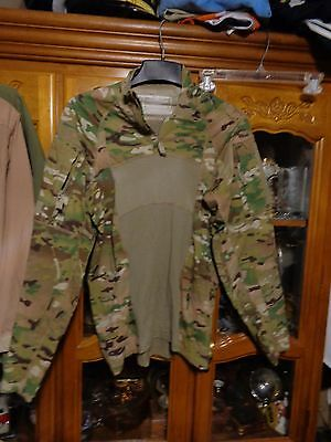 MASSIF * Army Combat Shirt FR TYPE II * Multicam ACS FR * MEDIUM * new with tag