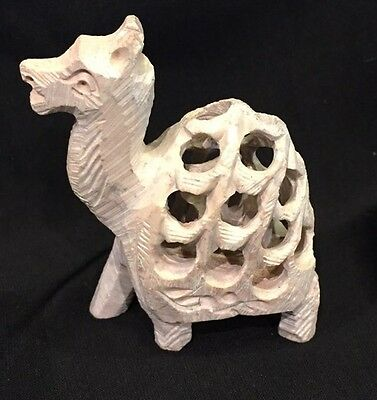 STONE CAMEL BABY CAMEL Hand Crafted