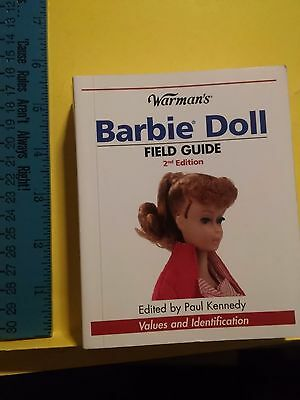 Warman's Barbie doll field guide 2nd edition