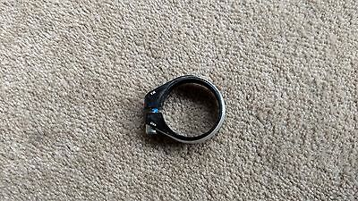 Funn Frodon 31.8 Mm Seatpost Clamp Seat Clamp Black New