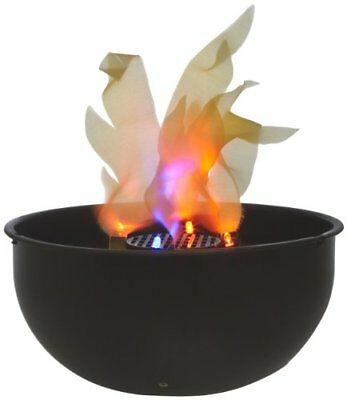 Fortune Products FLM-200 Battery Operated Flame Light Black