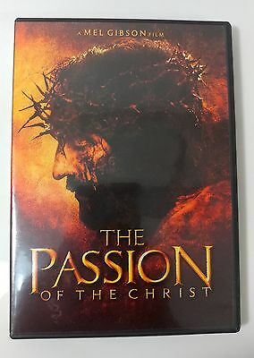Video DVD - Passion of the Christ - Caviezel  Widescreen WS - NEW Open WORLDWIDE