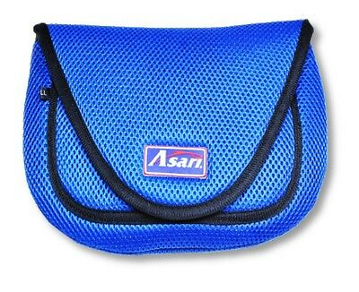 Asari Air Mesh Reel Bags breathable fabric great bag for fishing reels BRAND NEW