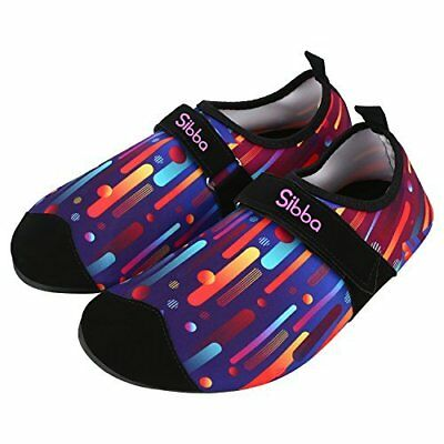 Unisex Barefoot Water Skin Shoes for Beach Swim Surf Yoga Exercise (XXXL New-...