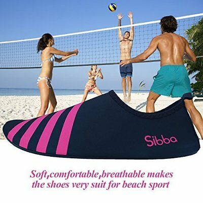 Unisex Barefoot Water Skin Shoes for Beach Swim Surf Yoga Exercise (XXL(US 9....