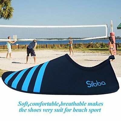 Unisex Barefoot Water Skin Shoes for Beach Swim Surf Yoga Exercise (XL(US 9-1...
